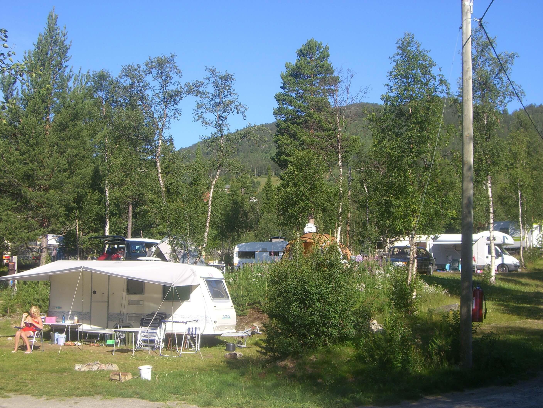 Hallandtunet Camping