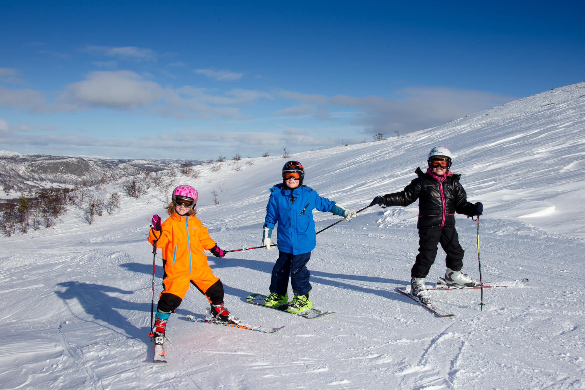 Skisenter – Dagali Fjellpark