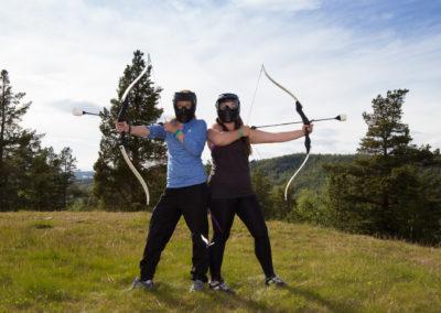archery-tag-dagali-fjellpark-sommer-13