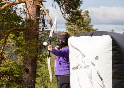 archery-tag-dagali-fjellpark-sommer-8
